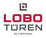 """Logo """"Lobo Türen"""""""